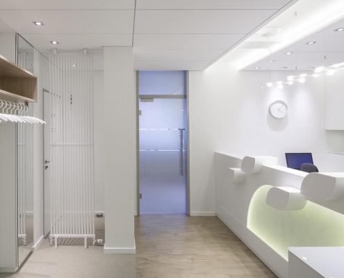 Innenarchitektur + APM - Ecophon Akustikdeckenplatten