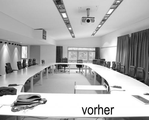 vorher_Akustik-Planung-Muenster_APM_Konferenzraum_Großraumbuero_vorher